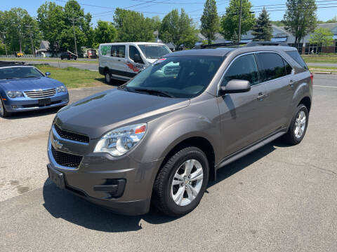 2011 Chevrolet Equinox for sale at Candlewood Valley Motors in New Milford CT