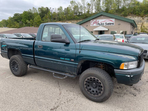 1997 Dodge Ram Pickup 1500 for sale at Gilly's Auto Sales in Rochester MN