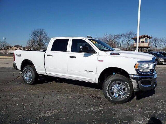 2021 RAM Ram Pickup 2500 for sale at Hawk Chevrolet of Bridgeview in Bridgeview IL