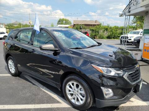 2018 Chevrolet Equinox for sale at Shaddai Auto Sales in Whitehall OH