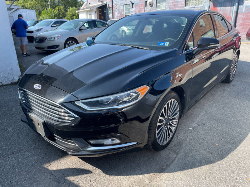 2017 Ford Fusion for sale at Turner's Inc in Weston WV
