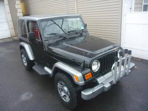 2002 Jeep Wrangler for sale at Pinto Automotive Group in Trenton NJ