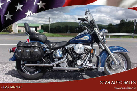 1998 Harley-Davidson Heritage Softail  for sale at Star Auto Sales in Fayetteville PA