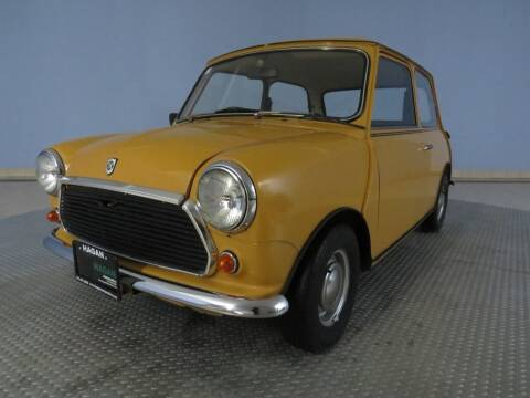 1979 Austin Mini for sale at Hagan Automotive in Chatham IL