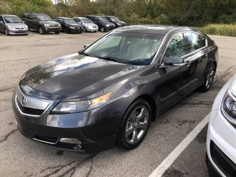 2012 Acura TL for sale at Tom Roush Budget Westfield in Westfield IN
