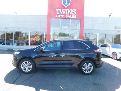 2020 Ford Edge for sale at Twins Auto Sales Inc Redford 1 in Redford MI