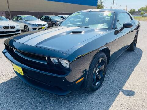 2014 Dodge Challenger for sale at M.A.S.S. Motors - MASS MOTORS in Boise ID