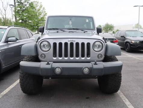 2015 Jeep Wrangler Unlimited for sale at Southern Auto Solutions - BMW of South Atlanta in Marietta GA