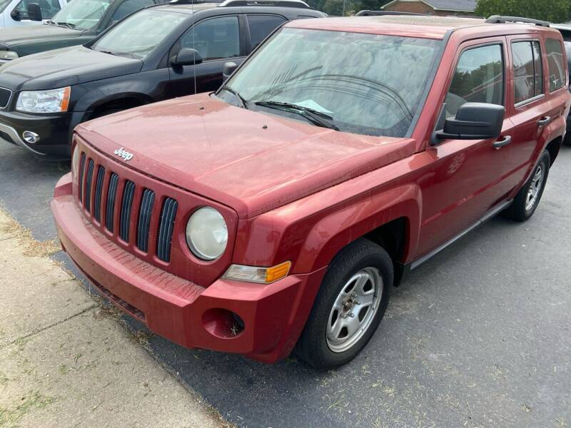 2009 Jeep Patriot for sale at Sartins Auto Sales in Dyersburg TN