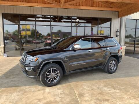 2019 Jeep Grand Cherokee for sale at Premier Auto Source INC in Terre Haute IN