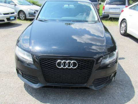 2010 Audi A4 for sale at Balic Autos Inc in Lanham MD