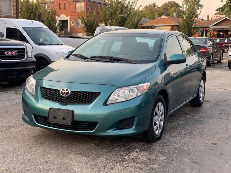 2010 Toyota Corolla for sale at IMPORT Motors in Saint Louis MO