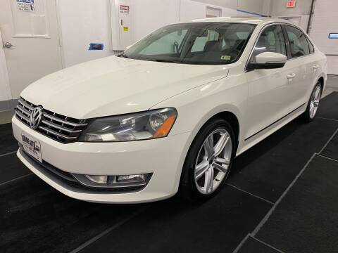 2014 Volkswagen Passat for sale at TOWNE AUTO BROKERS in Virginia Beach VA