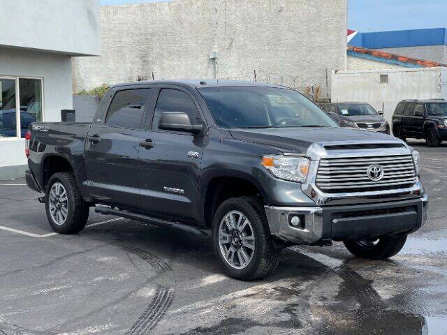 2016 Toyota Tundra for sale at Brown & Brown Auto Center in Mesa AZ