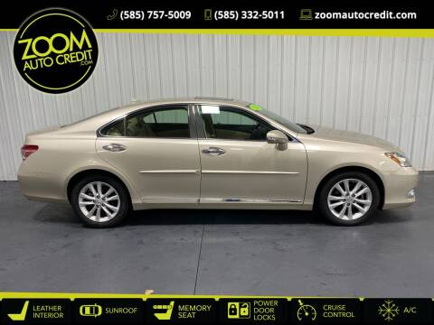 2011 Lexus ES 350 for sale at ZoomAutoCredit.com in Elba NY