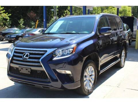 2018 Lexus GX 460 for sale at Inline Auto Sales in Fuquay Varina NC