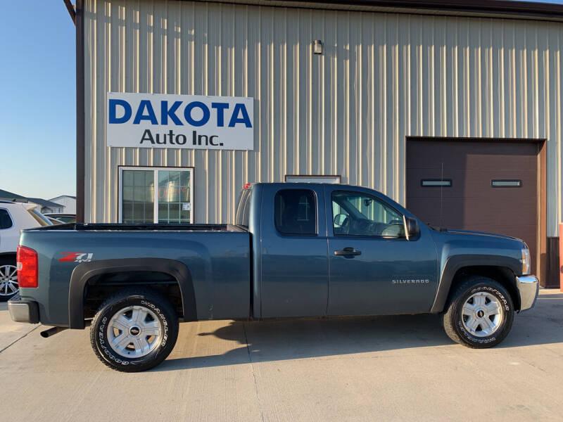2012 Chevrolet Silverado 1500 for sale at Dakota Auto Inc. in Dakota City NE