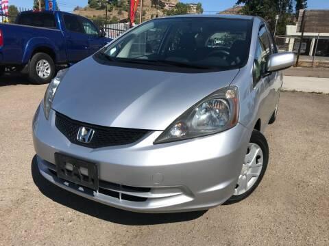 2013 Honda Fit for sale at Vtek Motorsports in El Cajon CA