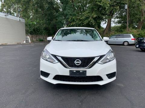 2016 Nissan Sentra for sale at FIRST CLASS AUTO in Arlington VA