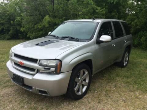 2007 Chevrolet TrailBlazer for sale at Allen Motor Co in Dallas TX
