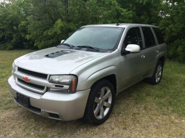 2007 Chevrolet TrailBlazer for sale at Allen Motor Co in Dallas TX