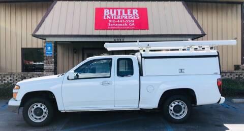 2012 Chevrolet Colorado for sale at Butler Enterprises in Savannah GA