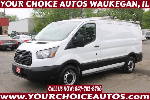 2019 Ford Transit Cargo for sale at Your Choice Autos - Waukegan in Waukegan IL