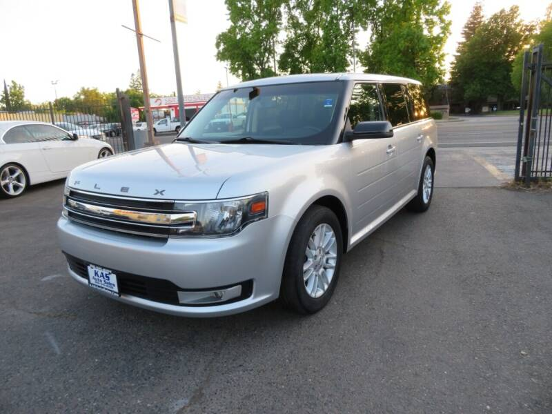 2013 Ford Flex for sale at KAS Auto Sales in Sacramento CA
