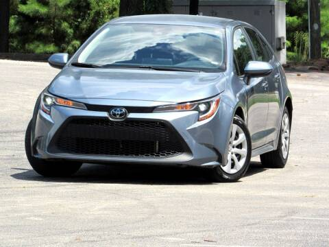 2020 Toyota Corolla for sale at Amana Auto Care Center in Raleigh NC