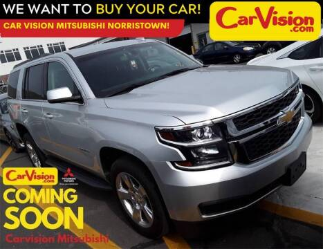 2016 Chevrolet Tahoe for sale at Car Vision Mitsubishi Norristown in Norristown PA