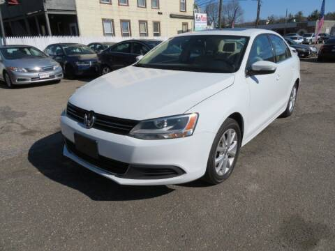 2014 Volkswagen Jetta for sale at Auto Match in Waterbury CT