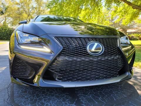 2015 Lexus RC F for sale at Monaco Motor Group in Orlando FL