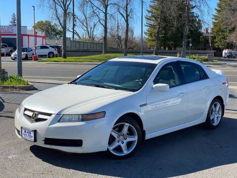 2006 Acura TL for sale at KAS Auto Sales in Sacramento CA