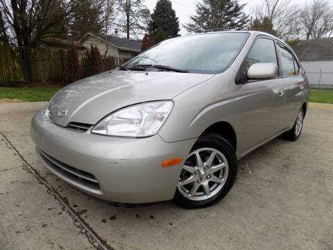 2001 Toyota Prius for sale at A1 Group Inc in Portland OR