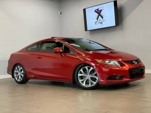 2012 Honda Civic for sale at TX Auto Group in Houston TX