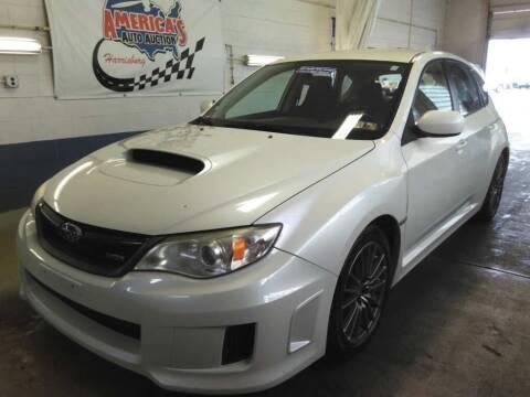 2014 Subaru Impreza for sale at Cj king of car loans/JJ's Best Auto Sales in Troy MI