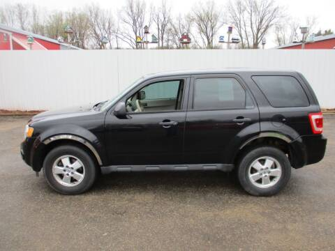 2012 Ford Escape for sale at Chaddock Auto Sales in Rochester MN