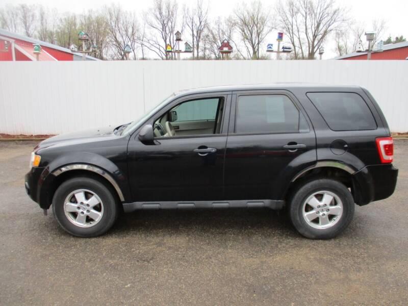 2012 Ford Escape for sale at Chaddock Auto Sales in Rochester MN
