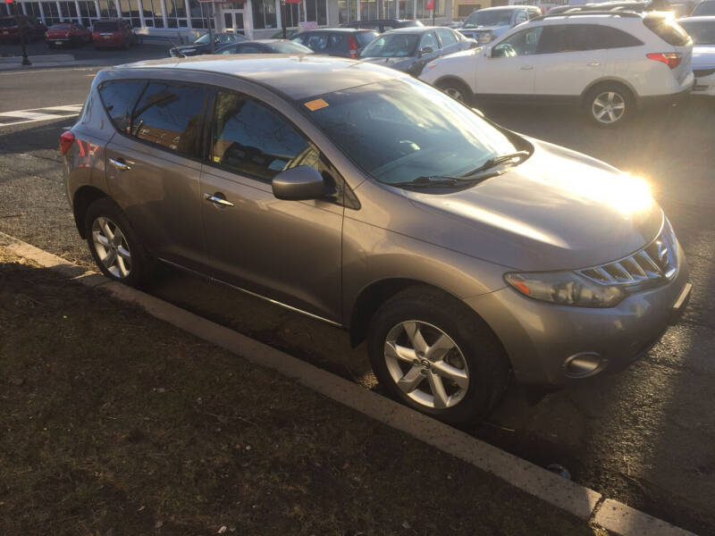 2010 Nissan Murano for sale at UNION AUTO SALES in Vauxhall NJ