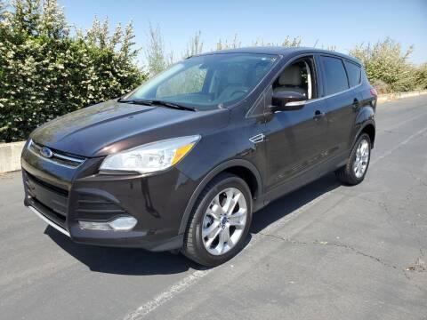 2013 Ford Escape for sale at Matador Motors in Sacramento CA