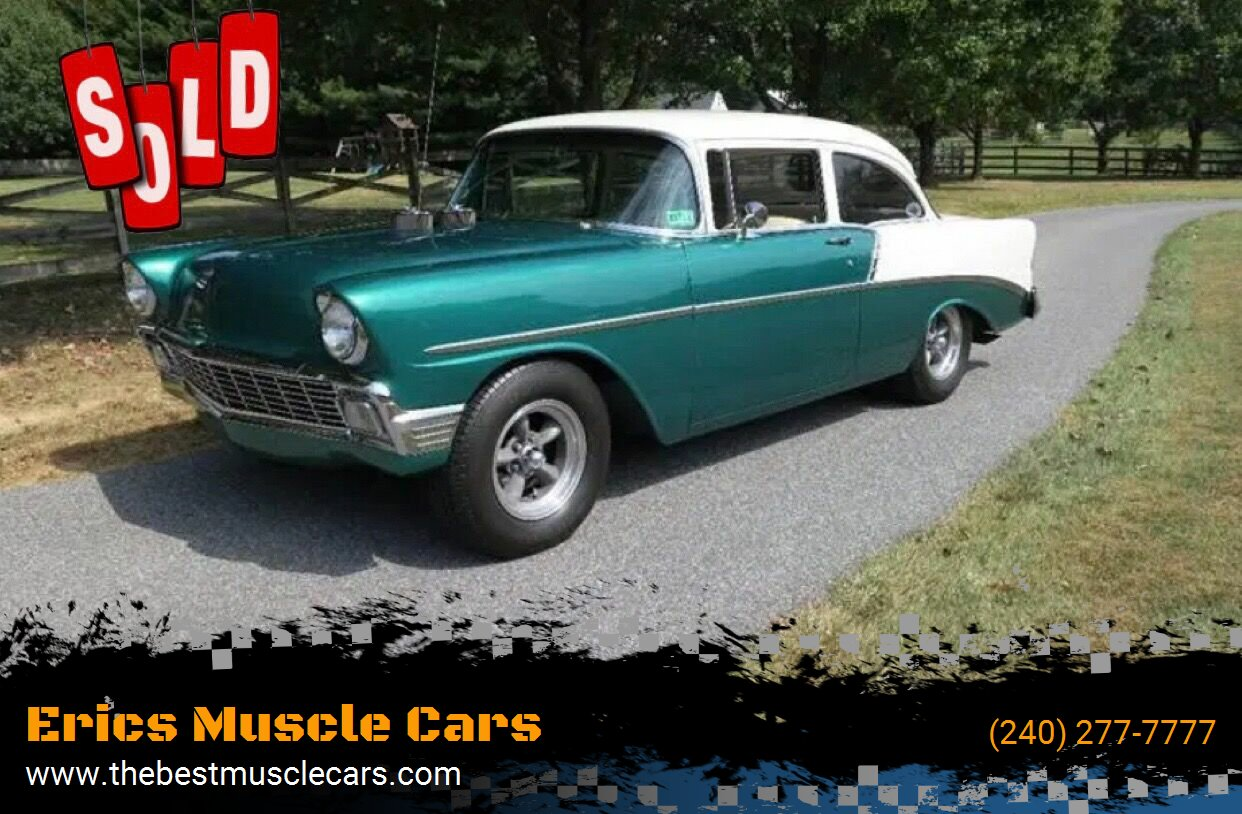 1956 Chevrolet 210 SOLD SOLD SOLD
