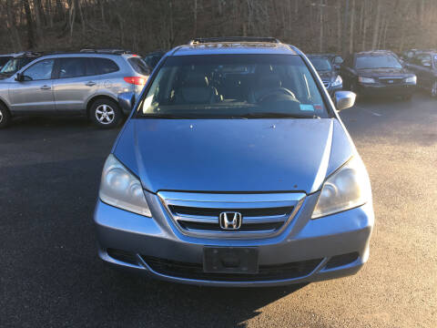 2005 Honda Odyssey for sale at Mikes Auto Center INC. in Poughkeepsie NY