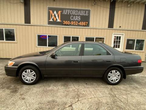 2000 Toyota Camry for sale at M & A Affordable Cars in Vancouver WA