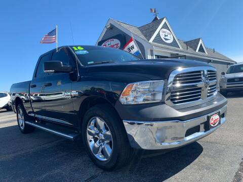 2016 RAM Ram Pickup 1500 for sale at Cape Cod Carz in Hyannis MA