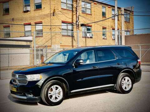 2011 Dodge Durango for sale at ARCH AUTO SALES in St. Louis MO