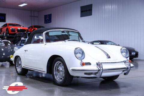 1965 Porsche 356 for sale at Cantech Automotive in North Syracuse NY