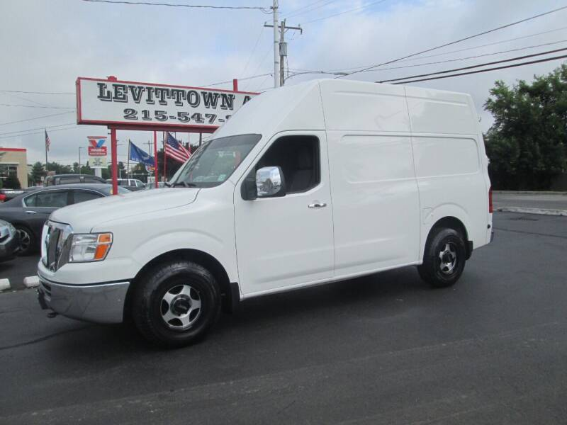 2018 Nissan NV Cargo for sale at Levittown Auto in Levittown PA