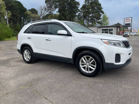 2015 Kia Sorento for sale at Auto Credit Xpress in Benton AR