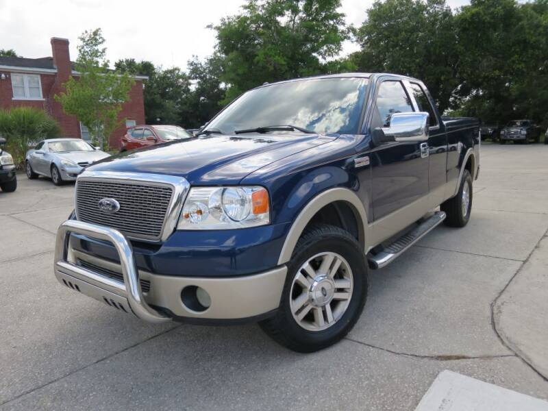 2007 Ford F-150 for sale at Caspian Cars in Sanford FL