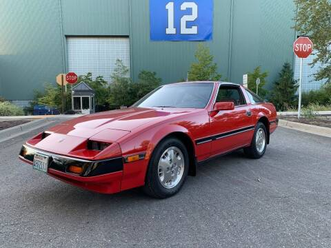 1985 Nissan 300ZX for sale at Top Notch Motors in Yakima WA